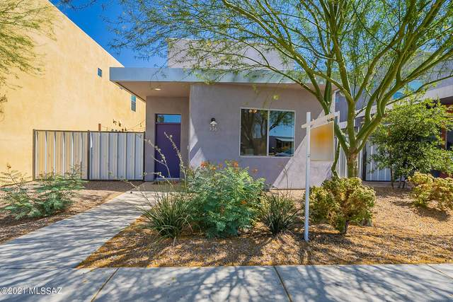 936 E Park Modern Drive, Tucson, AZ 85719 (#22115601) :: Gateway Partners International