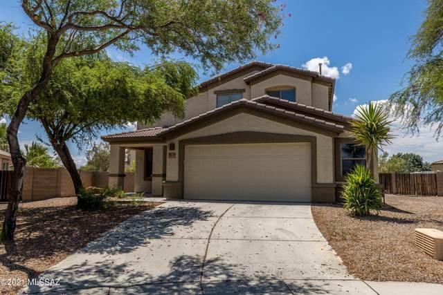12604 N Golden Jubilee Drive, Marana, AZ 85653 (#22115724) :: Gateway Partners International