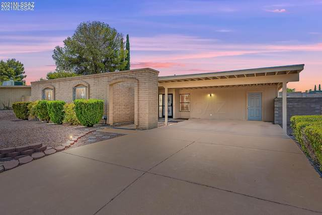 9230 E Simon Place, Tucson, AZ 85710 (#22115783) :: Long Realty Company