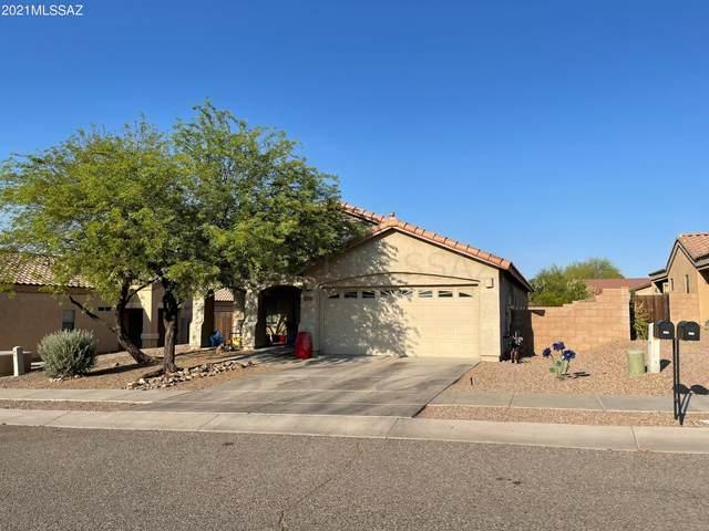 481 S Stone Bench Road, Vail, AZ 85641 (#22115792) :: Keller Williams