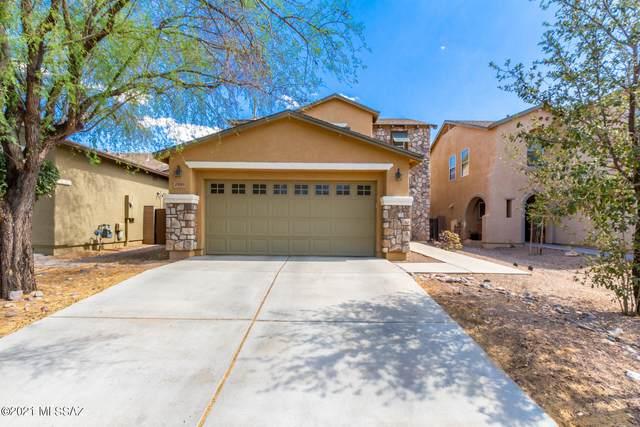 2885 W Duskywing Drive, Tucson, AZ 85741 (#22115840) :: Kino Abrams brokered by Tierra Antigua Realty