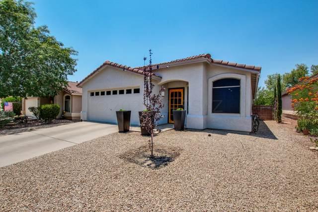 2427 E Skipping Rock Way, Tucson, AZ 85737 (#22115938) :: Gateway Partners International