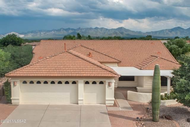 1530 N Miranda Lane, Green Valley, AZ 85614 (#22115971) :: The Dream Team AZ