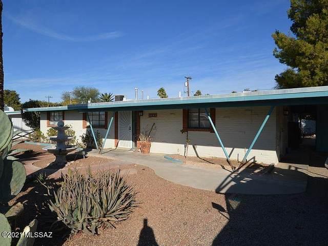 5541 E Kelso Street, Tucson, AZ 85712 (#22116027) :: Tucson Real Estate Group