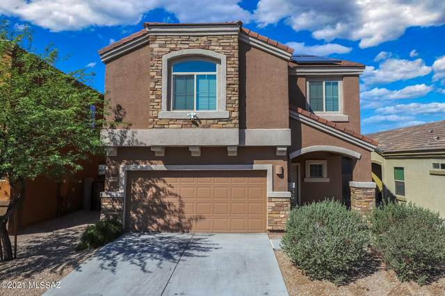 6365 W Yew Pine Way, Tucson, AZ 85743 (#22116215) :: Long Realty - The Vallee Gold Team