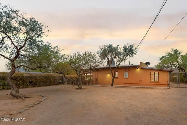 2814 E Presidio Road, Tucson, AZ 85716 (#22116432) :: The Local Real Estate Group   Realty Executives