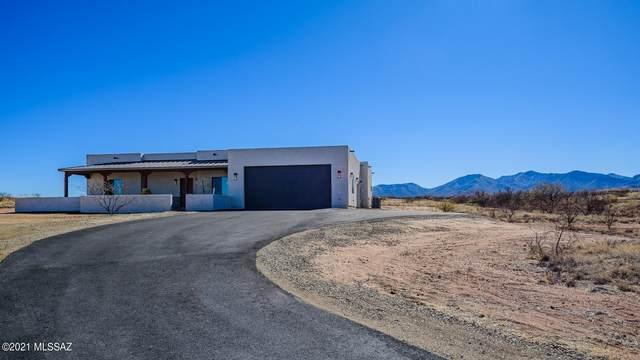 1345 S Cattleman Loop, Benson, AZ 85602 (#22116466) :: The Dream Team AZ
