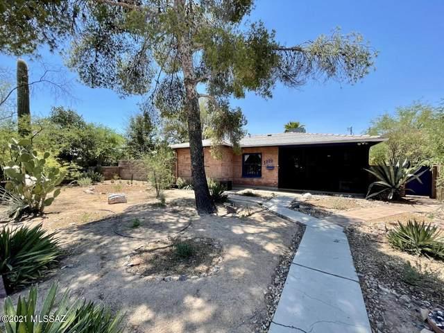 1220 E Hampton Street, Tucson, AZ 85719 (#22116641) :: Gateway Partners International