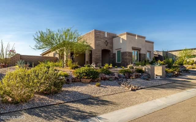 14085 N Crooked Creek Drive, Marana, AZ 85658 (#22116853) :: Long Realty - The Vallee Gold Team