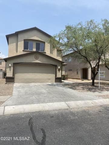 3677 Drexel Manor Stravenue, Tucson, AZ 85706 (#22116986) :: Long Realty - The Vallee Gold Team