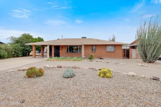 406 E Roger Road, Tucson, AZ 85705 (#22117153) :: Long Realty - The Vallee Gold Team