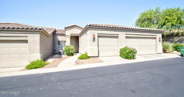 5475 E Forest Park Place #113, Tucson, AZ 85718 (#22117260) :: Long Realty - The Vallee Gold Team