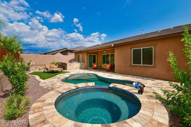 752 W Champions Run Way, Oro Valley, AZ 85755 (#22117562) :: Gateway Partners International