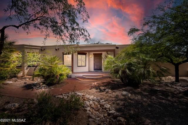 5681 N Placita Stilbayo, Tucson, AZ 85718 (#22117746) :: Tucson Property Executives