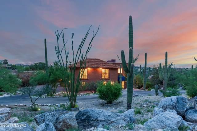 4520 E Ina Road, Tucson, AZ 85718 (#22117967) :: Kino Abrams brokered by Tierra Antigua Realty