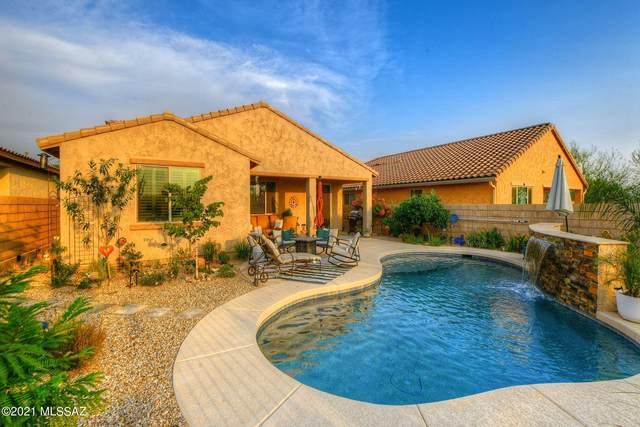 12411 N Summer Wind Drive, Marana, AZ 85658 (#22118078) :: Tucson Real Estate Group