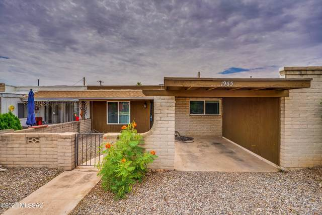 1965 W Dominy Road, Tucson, AZ 85713 (#22118136) :: The Dream Team AZ