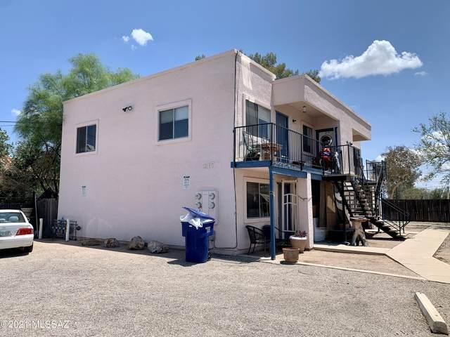 217 W Jacinto Street, Tucson, AZ 85705 (#22118392) :: Long Realty - The Vallee Gold Team