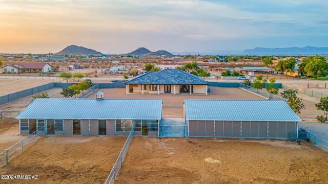 499 W Triboulet Lane, San Tan Valley, AZ 85143 (#22118605) :: Long Realty - The Vallee Gold Team