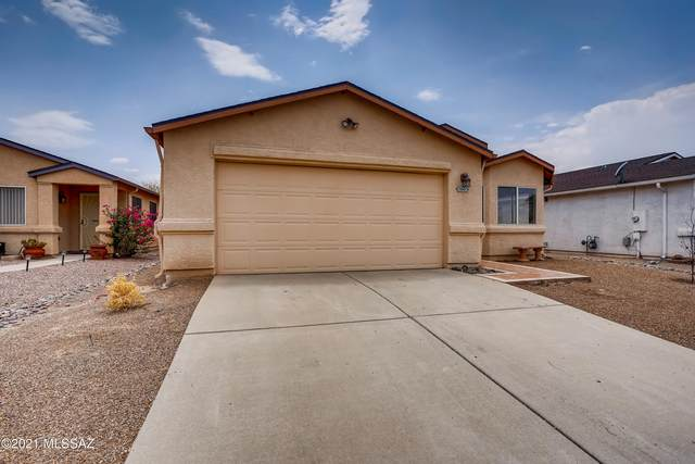 3605 W Courtney Crossing Lane, Tucson, AZ 85741 (#22118623) :: Long Realty - The Vallee Gold Team