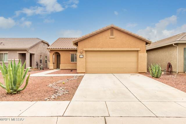 21101 E Frontier Road, Red Rock, AZ 85145 (#22118636) :: Luxury Group - Realty Executives Arizona Properties