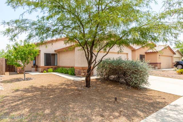 2870 N Xochipilli Drive, Tucson, AZ 85745 (#22118889) :: Tucson Real Estate Group