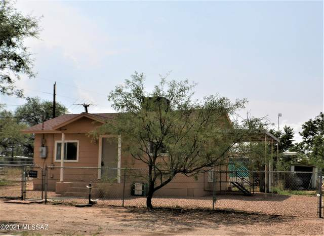 291 E Gila Street, Benson, AZ 85602 (MLS #22118914) :: My Home Group