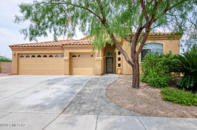 283 N Oak Tree Canyon Loop, Sahuarita, AZ 85629 (#22118962) :: Tucson Real Estate Group