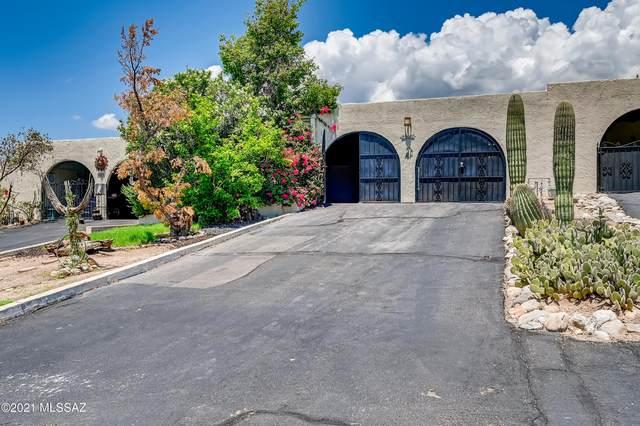 8027 E Cameo Circle, Tucson, AZ 85750 (#22119061) :: The Josh Berkley Team