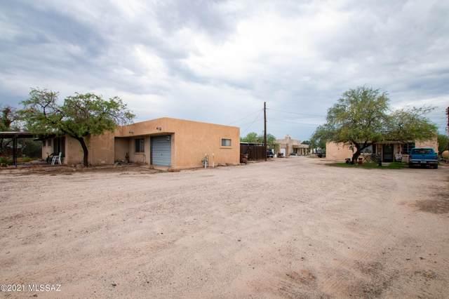 2850 W Diamond Street, Tucson, AZ 85705 (#22119070) :: Keller Williams
