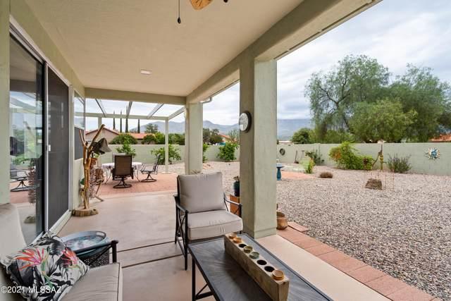 64265 E Idlewind Lane, Saddlebrooke, AZ 85739 (#22119089) :: Luxury Group - Realty Executives Arizona Properties