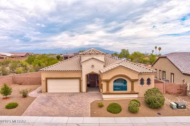 5613 W Jade Hollow Place, Tucson, AZ 85742 (#22119136) :: Keller Williams