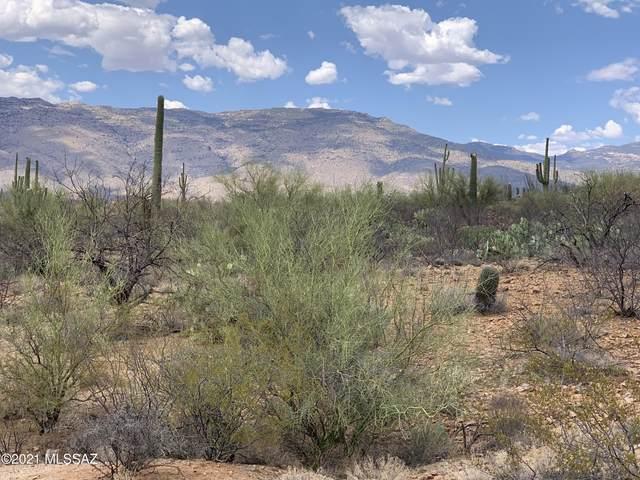 15810 E Colt Creek Place, Vail, AZ 85641 (#22119141) :: Luxury Group - Realty Executives Arizona Properties