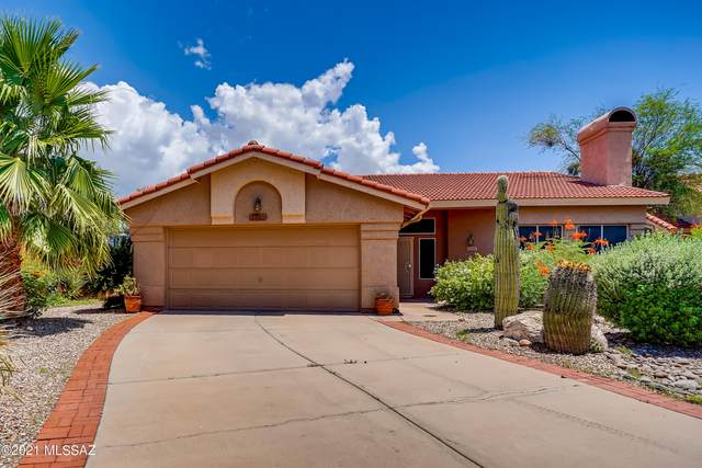 10140 N Inverrary Place, Tucson, AZ 85737 (#22119185) :: Long Realty - The Vallee Gold Team