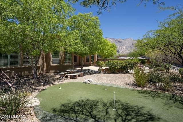 6124 N Pinnacle Ridge Drive, Tucson, AZ 85718 (#22119204) :: Luxury Group - Realty Executives Arizona Properties
