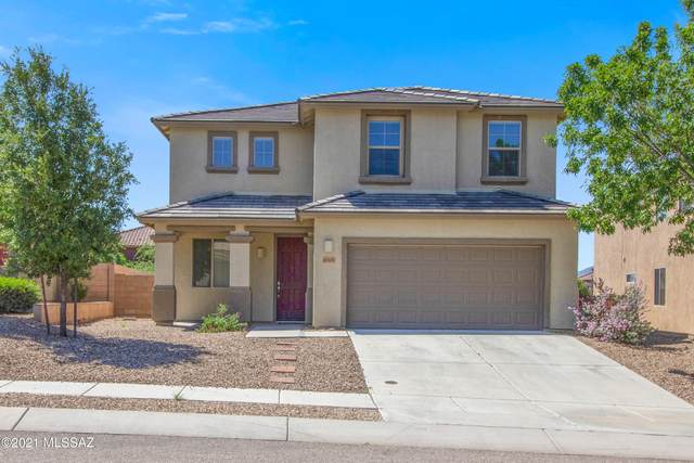 10420 S Painted Mare Drive, Vail, AZ 85641 (#22119510) :: Long Realty - The Vallee Gold Team