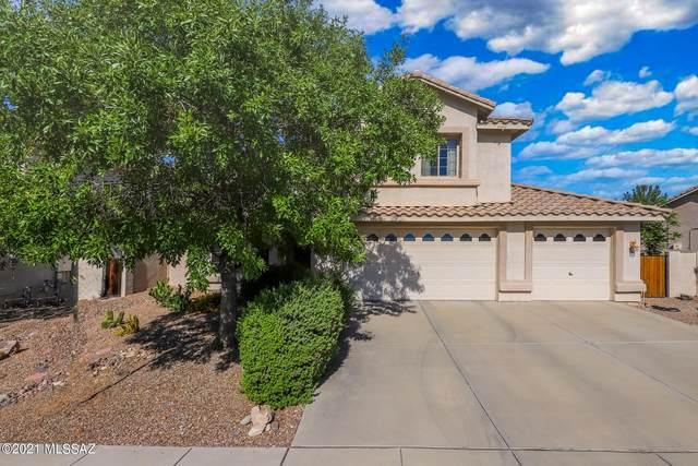 12825 N Lantern Way, Oro Valley, AZ 85755 (#22119636) :: AZ Power Team