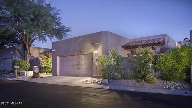 5886 N Misty Ridge Drive, Tucson, AZ 85718 (#22119665) :: Long Realty - The Vallee Gold Team