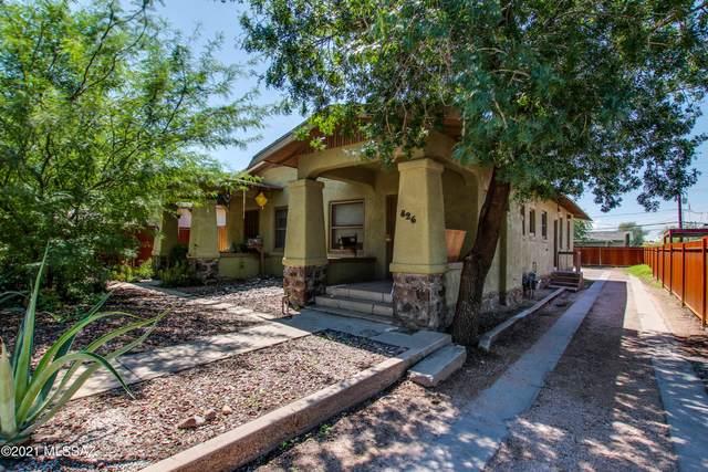 828 E 6th Street, Tucson, AZ 85719 (MLS #22119777) :: The Property Partners at eXp Realty