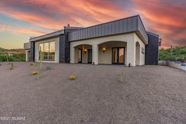 3167 W Tumamoc Drive, Tucson, AZ 85745 (#22119938) :: Kino Abrams brokered by Tierra Antigua Realty