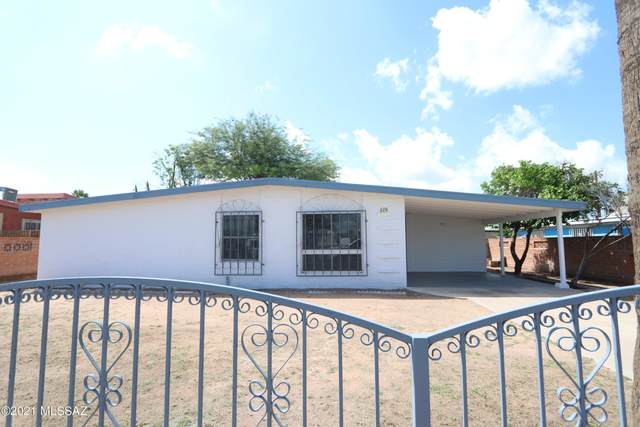 449 W Bilby Road, Tucson, AZ 85706 (#22120614) :: Gateway Partners International