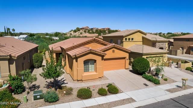 55 E Brearley Drive, Tucson, AZ 85737 (#22120653) :: The Dream Team AZ