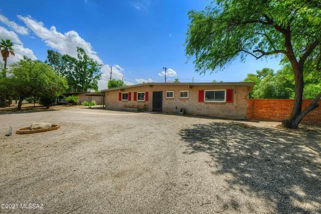 7042 E Hawthorne Street, Tucson, AZ 85710 (#22121332) :: Keller Williams