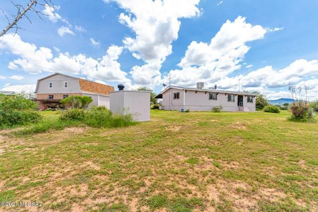 410 S Mimbres Place, Benson, AZ 85602 (#22121550) :: Gateway Partners International