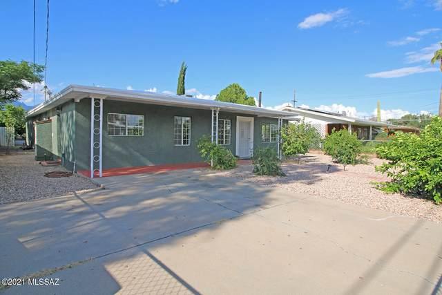 4253 E North Street, Tucson, AZ 85712 (#22121857) :: Tucson Real Estate Group
