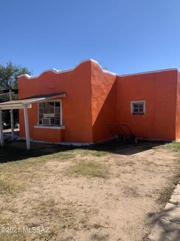 464 E 2nd Street, Benson, AZ 85602 (#22121864) :: Kino Abrams brokered by Tierra Antigua Realty