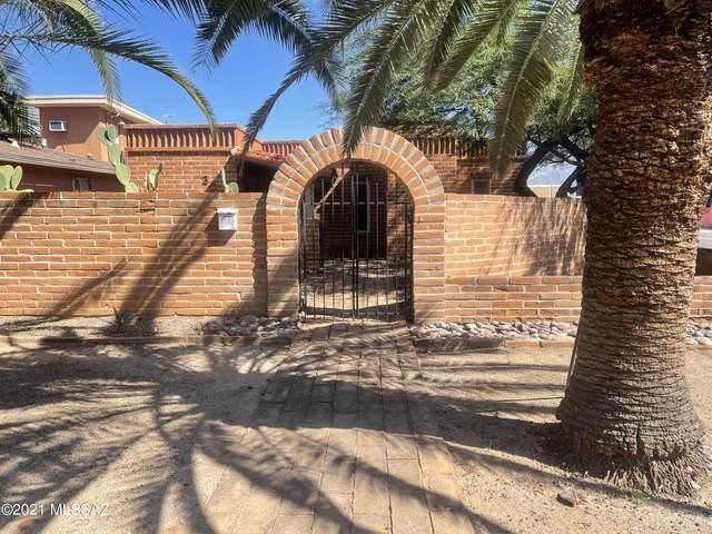 3051 E Hawthorne Street, Tucson, AZ 85716 (#22121889) :: Keller Williams