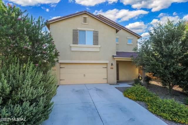 6723 S Cut Bow Drive, Tucson, AZ 85757 (#22122036) :: The Dream Team AZ