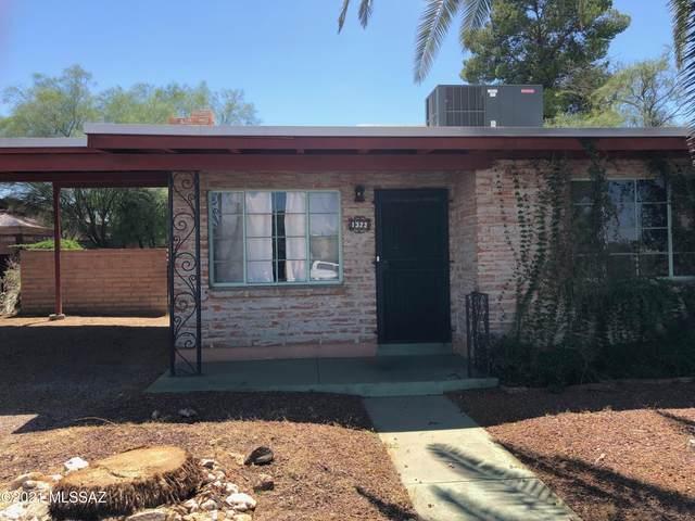 1322 E Spring Street, Tucson, AZ 85719 (#22122121) :: Gateway Partners International