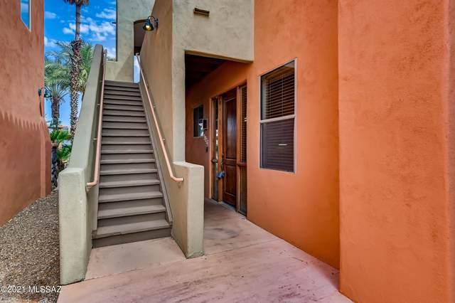 446 N Campbell Avenue #4103, Tucson, AZ 85719 (#22122257) :: Tucson Property Executives